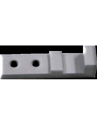 Pieza corta de encaje al cabezal. POT-40. Para máquinas Zünd Zund Zuend