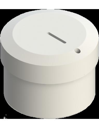 Disco de teflón para el deslizamiento de la herramienta Ø 40 mm. EOT-3. Para máquinas Zünd Zund Zuend