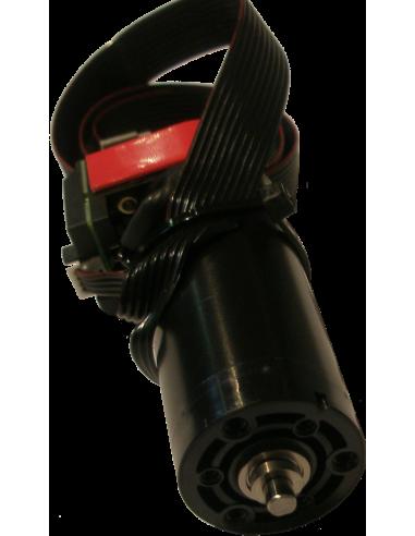 Motor del eje Z con su encoder para el módulo TZ.