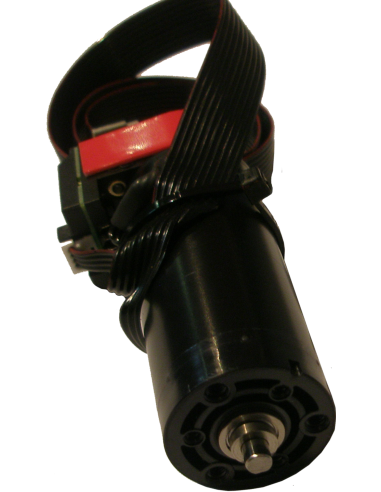 Motore dell'asse Z con encoder per il modulo TZ. Per macchina da taglio Zünd Zund Zuend