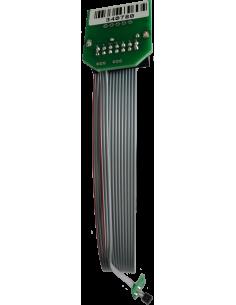 Tarjeta electrónica del motor-T con sensor.