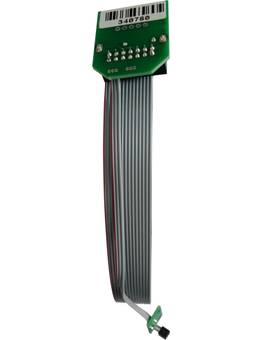 Scheda elettronica del motore T con sensore. Per macchina da taglio Zünd Zund Zuend