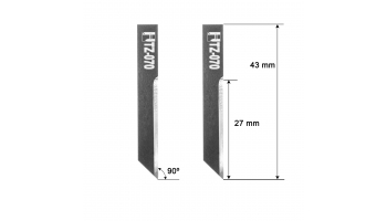 5005642 Zund blade Z-70 Zünd knife Z70 HTZ-070 HTZ70