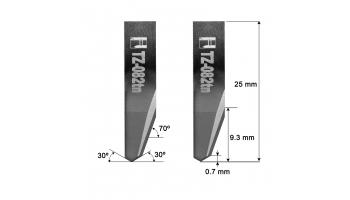 Zund blade Z-82 Zünd 5205519 knife Z82 HTZ-082 HTZ82 KNIVES