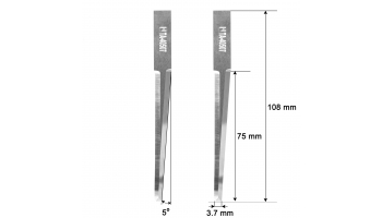 Atom blade knife 01040507 HTA-40507 HTA40507