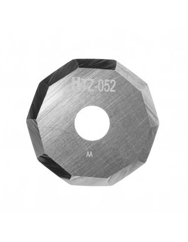 Cuchilla Zund Z52 Zünd 3910337 Z-52 HTZ-052 HTZ52 decagonal