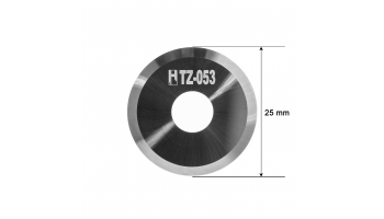 Cuchilla Zund Z53 Zünd Z-53 HTZ-053 HTZ53 circular