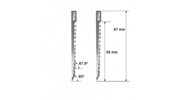 Zund blade Z-66 zünd knife Z66 HTZ-066 HTZ66
