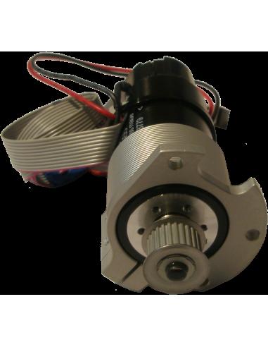 Motore dell'asse Y con encoder per le serie PN / LC. Per macchina da taglio Zünd Zund Zuend