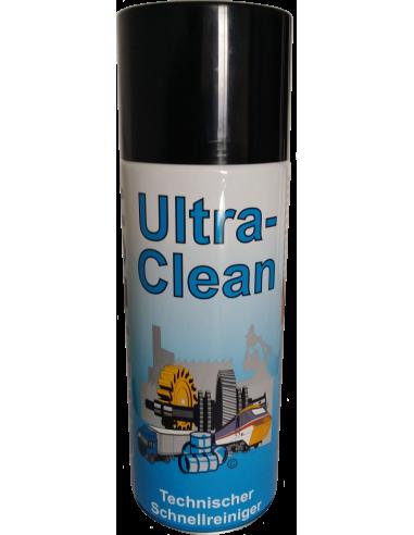 ULTRA CLEAN 400 ML. Limpiador profesional para piezas mecánicas