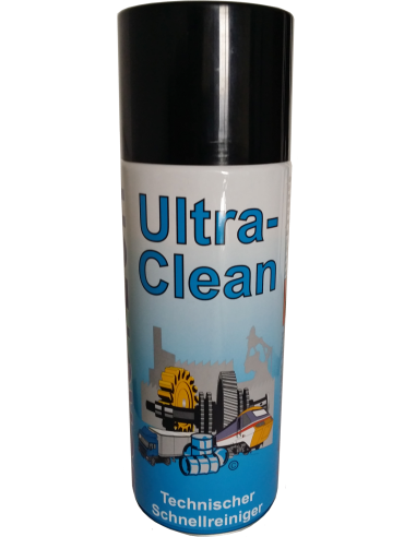 Ultra Clean 400 ML. Pulitore professionale per le parti meccaniche