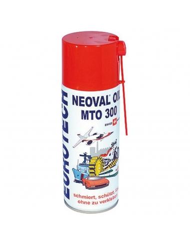 MTO-300 400 ML. Lubrification longue durée nettoyante professionnelle