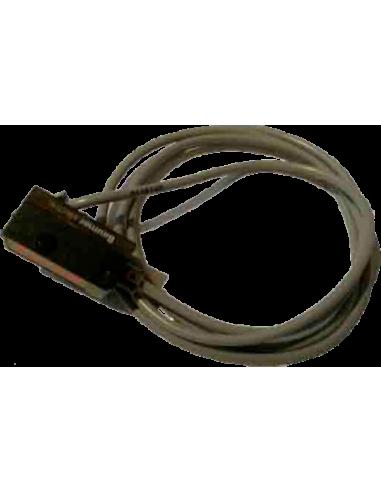 Lightbarrier receiver.