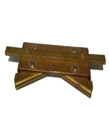 Pulitore di cinghia dell'asse X. Per macchina da taglio Zünd Zund Zuend