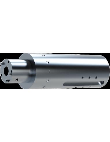 Externe Aluminiumkörperstruktur des POT-40-Werkzeugs. Für Schneidemaschine Zünd Zund Zuend