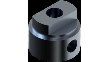 Adattatore maschio per l'asse del motore rotativo dell'utensile EOT-40