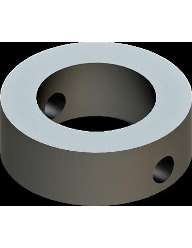 Asymmetrischer Wellenlageranschlag für EOT-40-Werkzeug. Für Schneidemaschine Zünd Zund Zuend