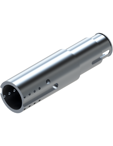 Cuerpo de la Herramienta EOT-3 en aluminio. Para máquinas Zünd Zund Zuend