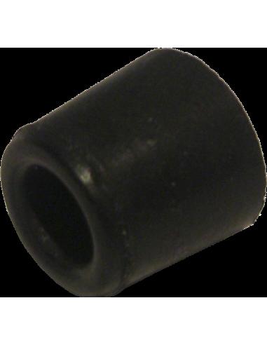 Gummistopfen zum Anhalten des Tastaturwagens LC-2400. Für Schneidemaschine Zünd Zund Zuend