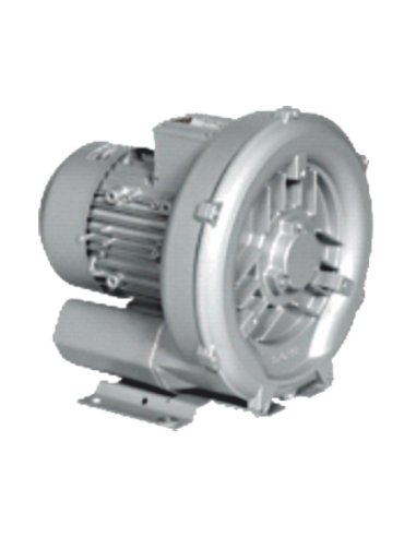 0,4 kW Saugpumpe. Für Schneidemaschine Zünd Zund Zuend