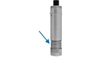 Muelle para soporte para el disco de teflón Ø 40 mm. Fija tangencial
