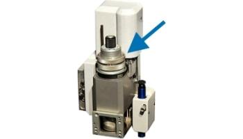 Slited clampring for insert sleeve - TZ module.