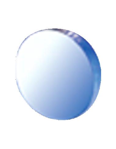 Flacher silberner Spiegel. Für Schneidemaschine Zünd Zund Zuend