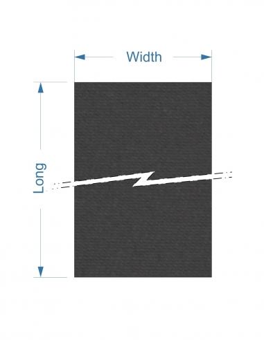 Zund PN M-1200 - 1370x1280x2,5 mm / Superficie de corte alta densidad mesa estática