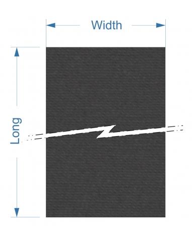 Zund G3 3XL-1600 - 3288x1984x2,5 mm / High density cutting underlays for static cutting table.