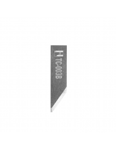 Cuchilla Comelz HZ3B 33mm HTC-003B