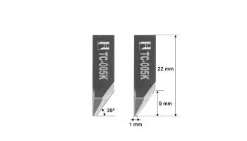 Comelz blade knife HZ5K HTC-005K