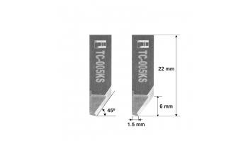 Comelz blade knife HZ5KS HTC-005KS