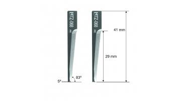 5204301 HTZ-068 HTZ68 Zund Z-68 Zünd Z68 blade knife knives