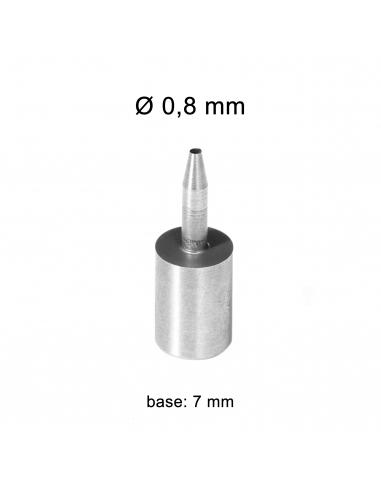 Kompatible HSS-Düse HTZP-008 01030838 Atom