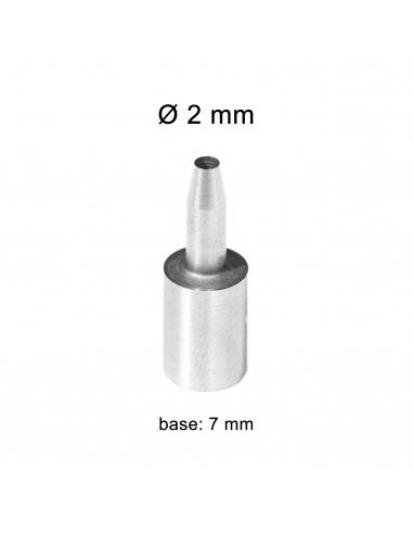 Kompatible HSS-Düse HTZP-020 01033461 Atom