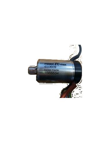 Motor of the Teseo oscilating tool