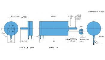 Faulhaber motor 4490-h 024b wiring