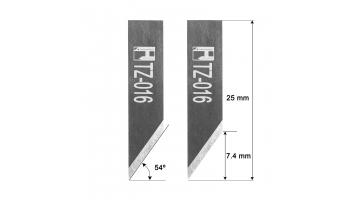 Mécanuméric Blade knife 100610440 / Z16 / HTZ-016 Z-16 HTZ16 HTZ016