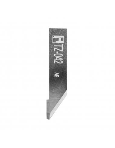 Cuchilla Atom Z42 / 3910324 / HTZ-042 HTZ42 Z-42 ZUND