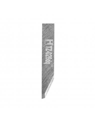 Esko Kongsberg blade G42458281 / BLD-SF426 (i-126) Z26 / 3910317 / HTZ-026 Esko Kongsberg knife knives z-26