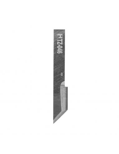 Cuchilla Esko Kongsberg G42458406 / BLD-SF346 (i346) Z46 / 4800073 HTZ-046 HTZ46 Z-46 Z46 Esko Kongsberg