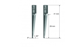 5204301 HTZ-068 HTZ68 Humantec Z-68 Humantec Z68 blade knife knives