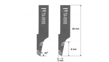 Humantec blade 01039999 - 0103C999 - 0103D999 / HTA-999S Humantec knife Humantec knives