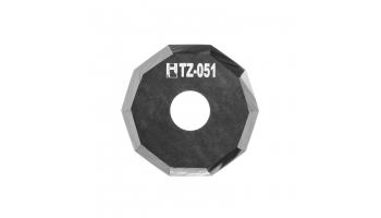Humantec blade Z51 3910336 Humantec Z-51 HTZ-051 HTZ51 decagonal KNIFE KNIVES
