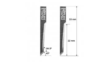 Ibertec Blade Z23 / 5005560 / HTZ-023 knife knives Ibertec