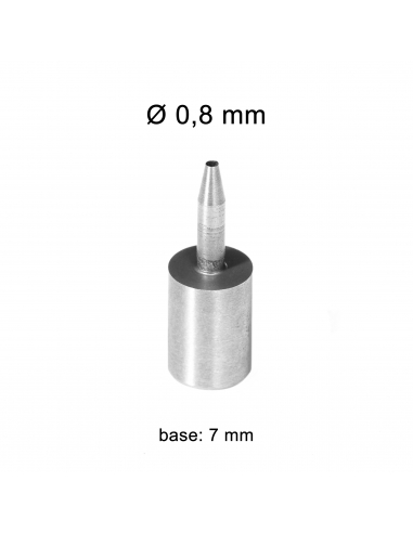 Kompatible HSS-Düse HTZP-008 Ibertec