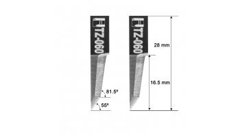 Investronica blade Z60/ 5201345 / HTZ-060 Investronica KNIVES KNIFE Z-60 HTZ60