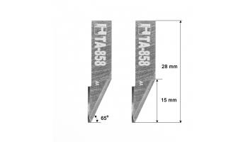 Investronica blade 0103A858 01033856 01033858 HTA-858 HTA858 Investronica knife Investronica knives