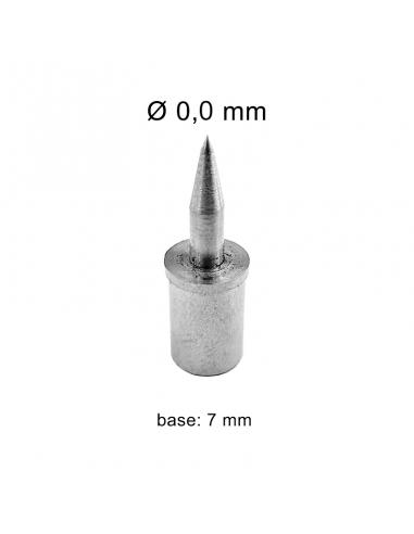 HSS HTZP-PIN Torielli nozzle