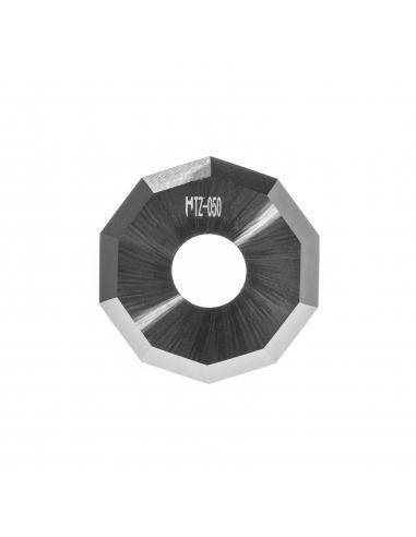 Cuchilla Comagrav CD25 Z50 Comagrav 3910335 Z-50 HTZ-050 HTZ50 decagonal